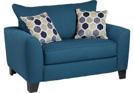 Bonita Springs Blue Chair Chairs Blue