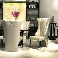 upholstered wingback dining chairs dining chair inspiring high dining chair of back upholstered room chairs dining