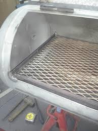 Texas Bbq Pit Design Reverse Flow Smoker Build Propane Smokers Barbecue Smoker