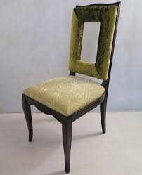 french dining chairs 1930s set of 8