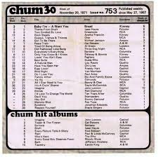 Old Top 40 Charts Segarini 7 Decades Of Top Tens How Important Is A Hit