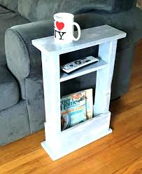 tall skinny bedside table thin cabinet side tables narrow console small
