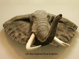 elephant head wall mount elephant head elephant head wall mount nursery