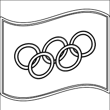 Discover these coloring pages inspired by olympic games. Winter Olympics Flags Coloring Pages Free Coloring Home