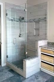 glass shower doors austin shower enclosure with brushed nickel hardware glass shower door austin