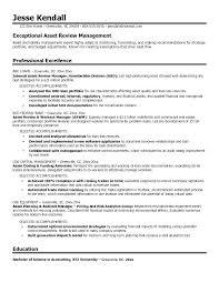 Wealth Management Resume Sample Portfolio Management Resume Wealth
