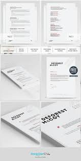 Modern Word Resume Template Creative Resume Modern Resume Template Cv Cover Letter Professional Resume Word Resume
