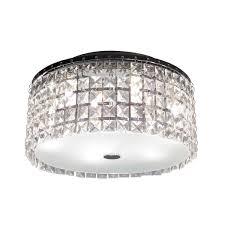bazz glam cobalt flush mount ceiling light  lowe's canada