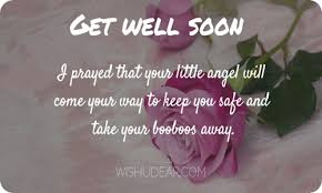 Get Well Quotes Mesmerizing Get Well Soon Messages Quotes Speedy Recovery Wishes WishuDear