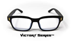 Eyeglasses With Lights On Them Victory Series Premium Blue Light Blocking Gaming Glasses