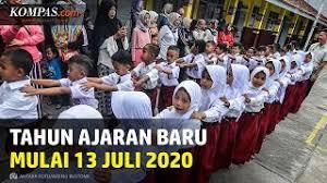 Setahun kemudian anak perempuannya putus sekolah, tn. Kemendikbud Tahun Ajaran Baru 2020 2021 Dimulai Tanggal 13 Juli 2020
