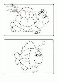 Çizgi çalışma sayfası line worksheets líneas de trabajo Линейные листы