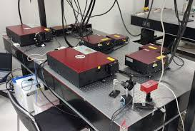 2 sets of TiF-100ST-F6 femtosecond Ti:S oscillators and 6 ... - Avesta
