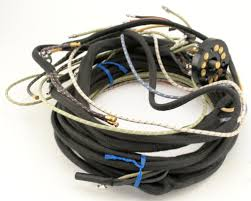 model a ford electrical wiring antique auto parts & accessories wiring harness ford windstar ebay model a ford wiring