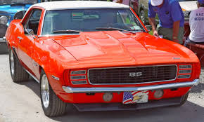 1969 Chevy Camaro - The Classic Muscle Cars | We Obsessively Cover ...