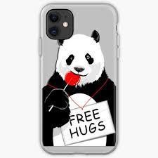 Cool Panda Designs Cool Panda Design Iphone Case Cover
