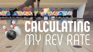 Calculating My Rev Rate