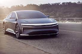 Lucid Motors Says It Breaks 500-Mile EV ...
