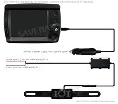 cigarette lighter wireless reversing camera kit 3 5 034 lcd note some customer told us there was no image after all wires were connected that s caused by misoperation please turn the power off first you will hear