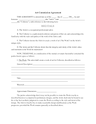 music management contract artist contract template