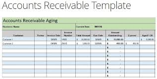 Schedule Of Accounts Receivable Template Download Free General Ledger In Excel Format