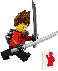 Buy LEGO Ninjago Movie - Kai Minifigure (with Spiked Hair and Display  stand) 70629 Online in Vietnam. B07HX1VH9P