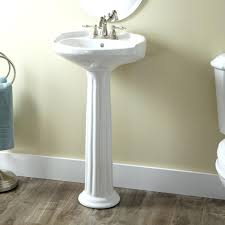 sinks scalloped pedestal sink scalloped edge pedestal sink american standard um porcelain