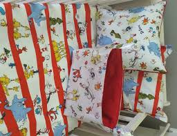dr seuss fabric and bedding