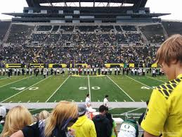 Autzen Stadium Section 10 Rateyourseats Com