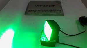 Green Led Work Light Dreamer 48w Green Led Work Light Truck Lights Lt4166 48w