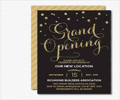 Opening Invitation Card Sample 15 Opening Invitation Templates Psd Ai Free Premium Templates