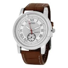 relish round dial brown leather strap men watch for men buy relish round dial brown leather strap men watch for men