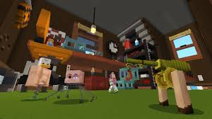 Minecraft Closet Design Toy Story Mash Up Minecraft