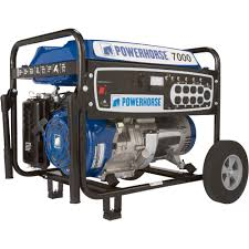 portable generators. Please See Replacement Item# 750140. FREE SHIPPING \u2014 Powerhorse Portable Generator 7,000 Surge Generators