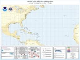 Oceangrafix Chart Full_atlantic Atlantic Basin Hurricane