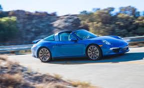 2014 Porsche 911 Targa 4S Test – Review – Car and Driver