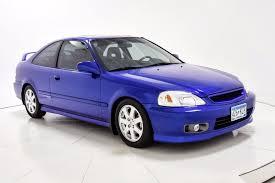 honda civic 2000 si. Perfect Civic No Reserve 27KMile 2000 Honda Civic Si With Bring A Trailer