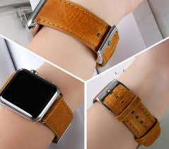 home apple iwatch bands 42mm strap band genuine leather apple watch series 3 2 1 wristband replacement bands