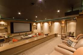 home theater room decor home theater traditional with apothecary