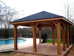 free patio cover plans wood patio cover plans free home design ideas free standing wood patio