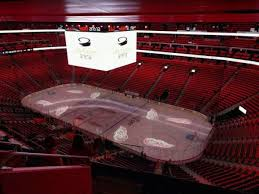 Little Caesars Arena Section 223 Row 6 Home Of Detroit