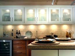 kitchen ceiling lights homebase drawer ikea led flickering shelf lighting under cabinet extraordinary