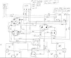 Taylor dunn 36 volt wiring diagram titan great i have an older model 4 wheel turf