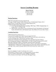 soccer coaching resume     http   topresume info           soccer coaching resume     http   topresume info