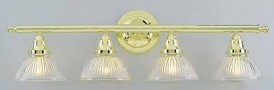 brass bathroom lighting fixtures. incredible 4 light polished brass bathroom vanity v1634 2 lighting depot track prepare fixtures n