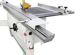 easier and more precise cutting is possible due to a perfectly ile support that is guaranteed even for large work pieces bu the wide sliding table and