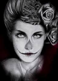 by sheena pike sugar skull art this