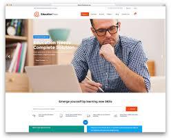 Online Quiz Templates 100 Awesome Responsive WordPress Education Themes 100 Colorlib 67