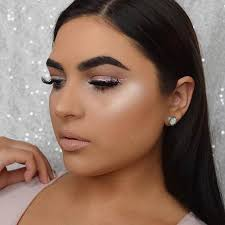 simple natural makeup idea for prom
