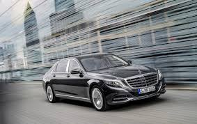 2016 Mercedes-Maybach S600 first drive review